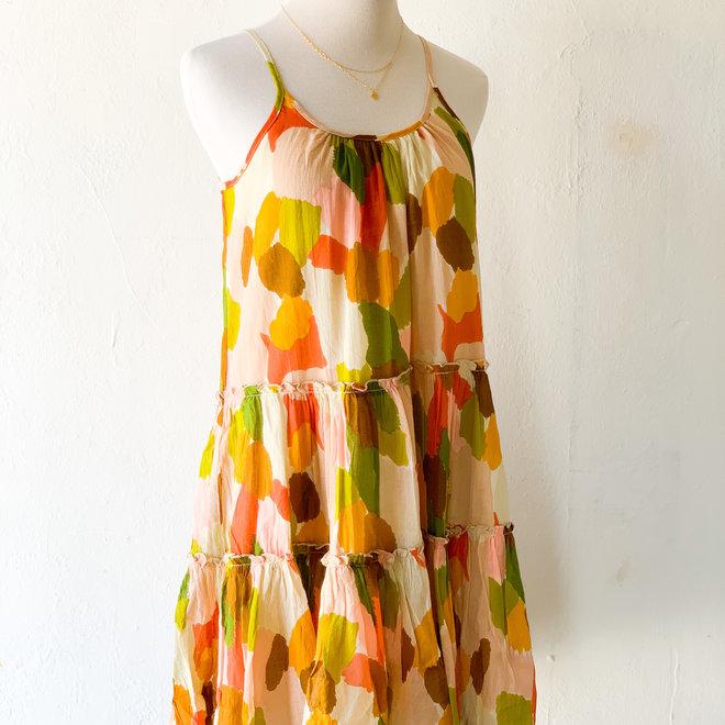 Fall Leaves Dress