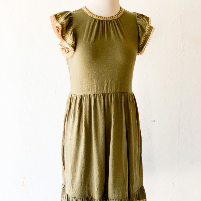 Thinking of Me Dress
