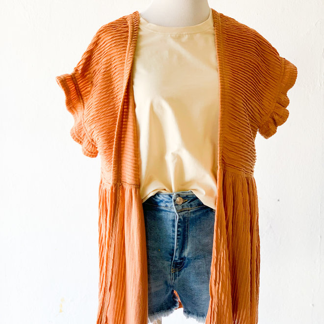 Twist and Shout Kimono
