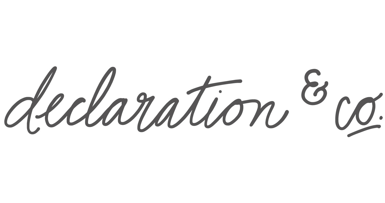 Declaration & Co.