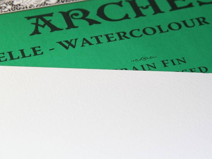 ARCHES ARCHES WATERCOLOUR BLOCK 140LB CP 12X16