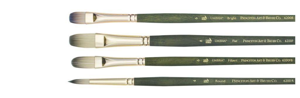 Umbria Long Handle Brushes