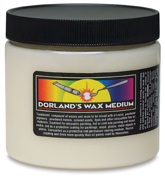 DORLAND'S WAX MEDIUM 16OZ