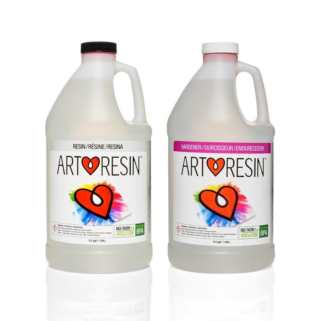 ART RESIN ART RESIN GALLON KIT
