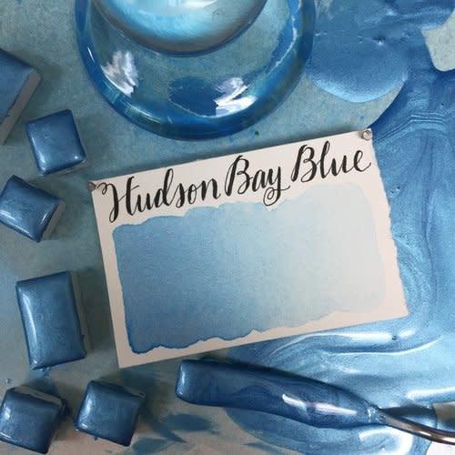 STONEGROUND STONEGROUND WATERCOLOUR HALF PAN HUDSON BAY BLUE