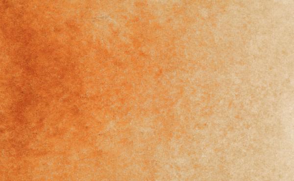 STONEGROUND STONEGROUND WATERCOLOUR HALF PAN MARS ORANGE