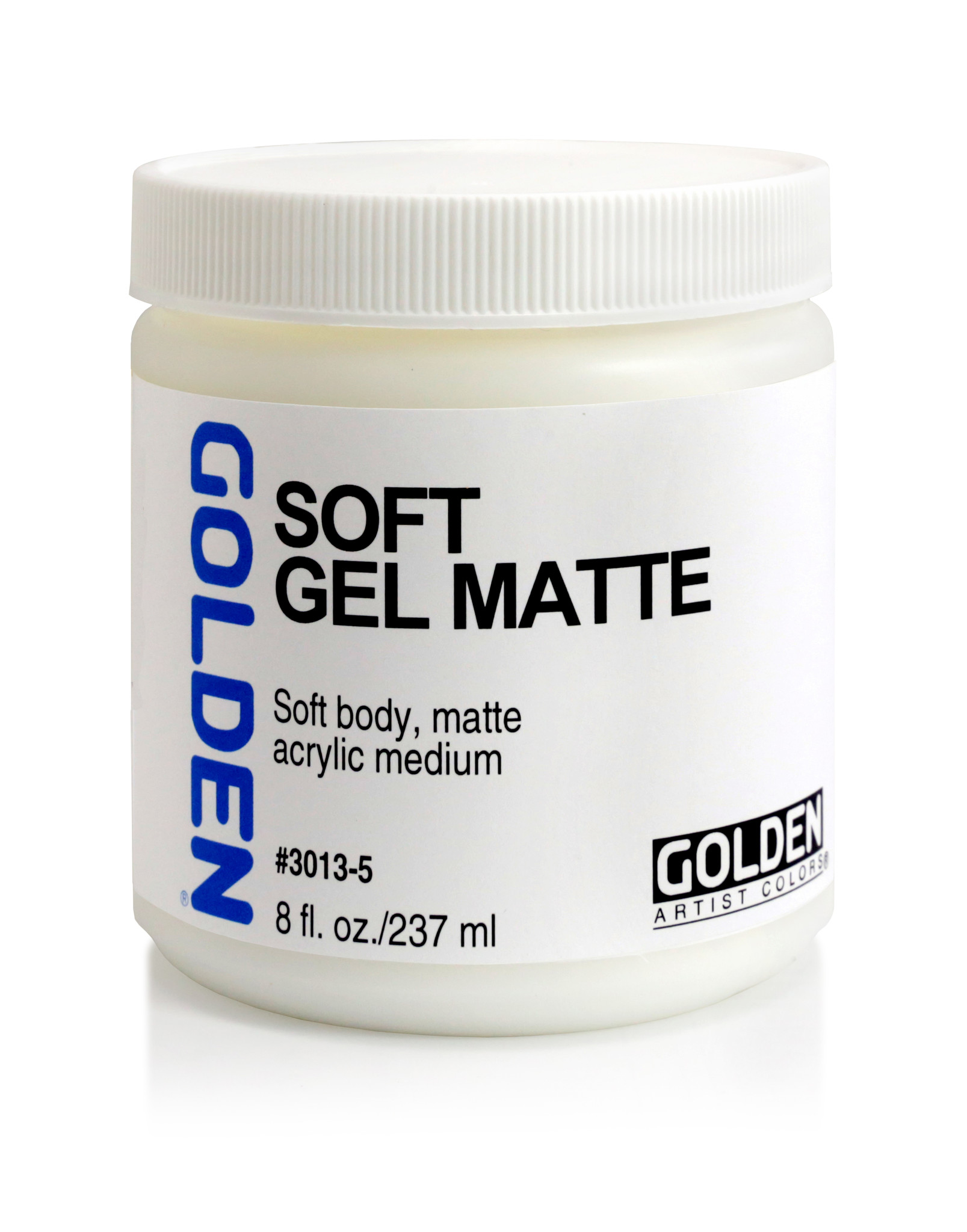 GOLDEN GOLDEN ACRYLIC MEDIUM SOFT GEL