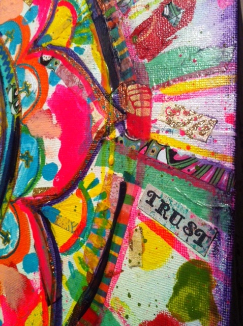 ART CLASS - INTUITIVE MANDALAS - APRIL 15 & 22, 6 - 8 PM