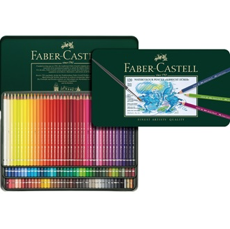 FABER CASTELL ALBRECHT DURER WATERCOLOUR PENCIL SET/120