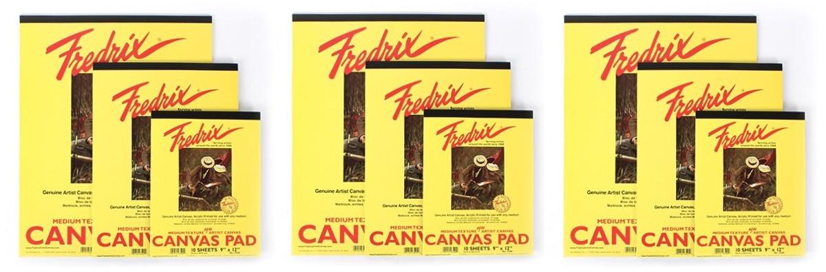 Canvas Pads
