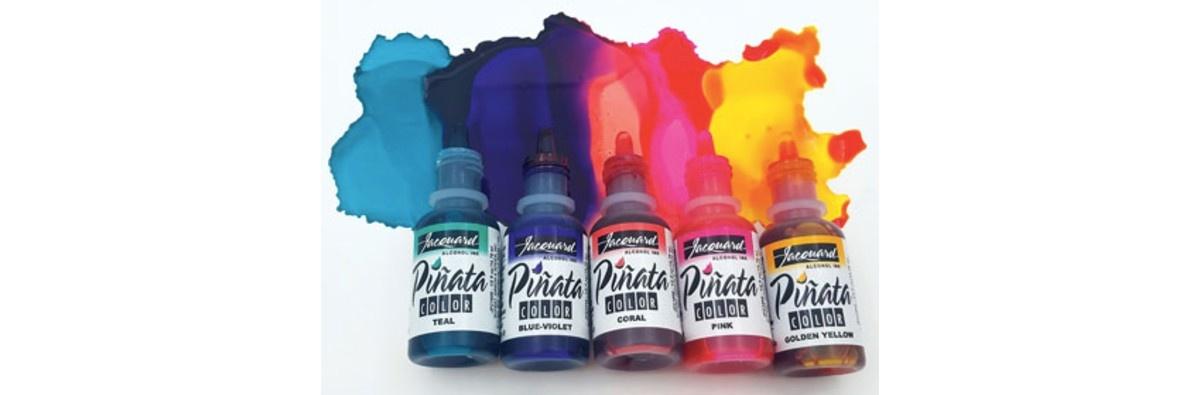 Piñata Alcohol Ink
