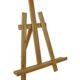 ART ADVANTAGE ART ADVANTAGE MINI DISPLAY BAMBOO TABLE EASEL E201B