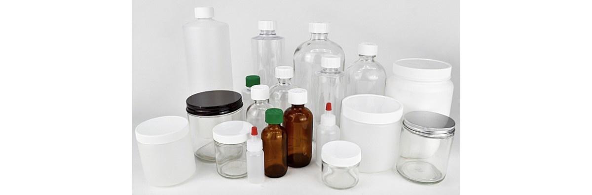 Jars + Bottles