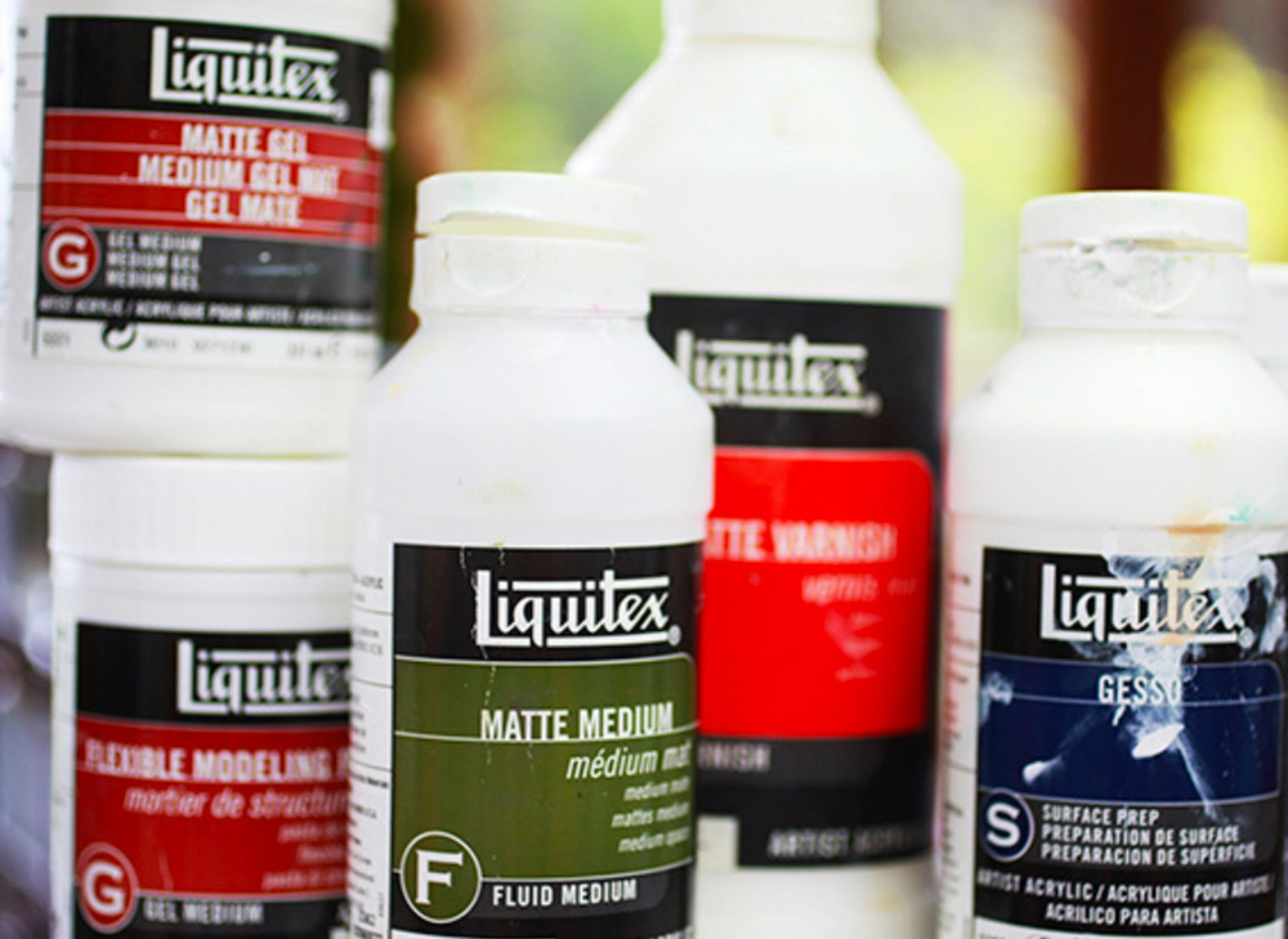 Liquitex Mediums