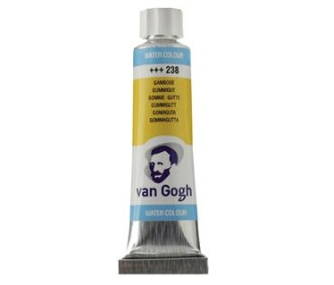 ROYAL TALENS VAN GOGH WATERCOLOUR 10ML GAMBOGE