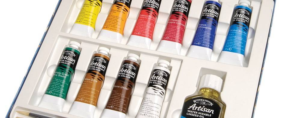 Winsor + Newton Artisan Water Mixable Oils