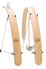 Planet Bike Grasshopper 45mm Bamboo Fender Set
