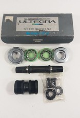 NOS Shimano 600 Ultegra BB-6400 Italian Bottom Bracket