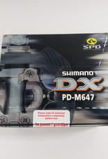 NOS Shimano DX PD-M647 Pedals