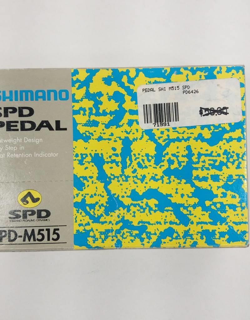 NOS Shimano SPD PD-M515 Pedal