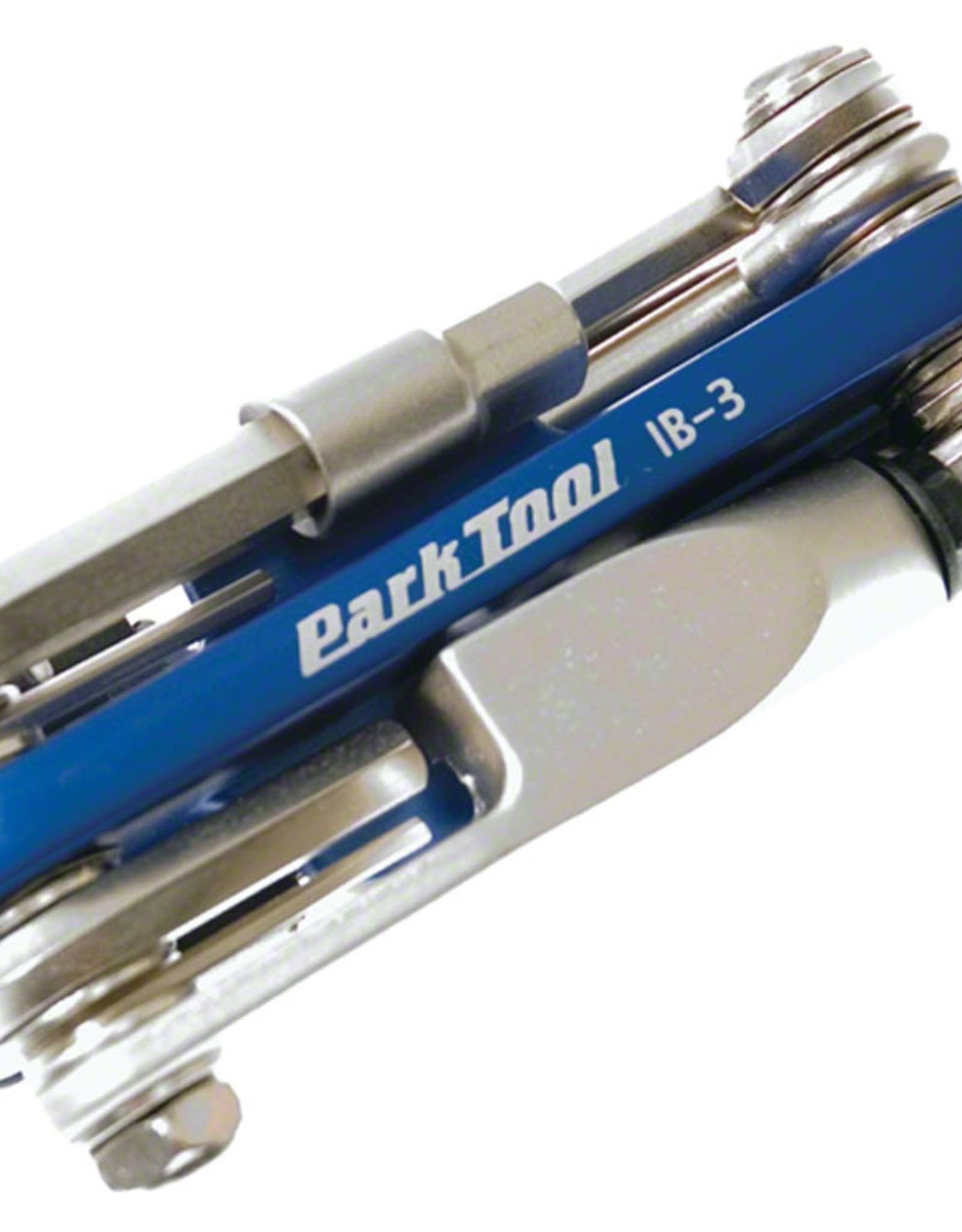 Park IB-3C I-Beam Mini Fold Up with Chain Tool
