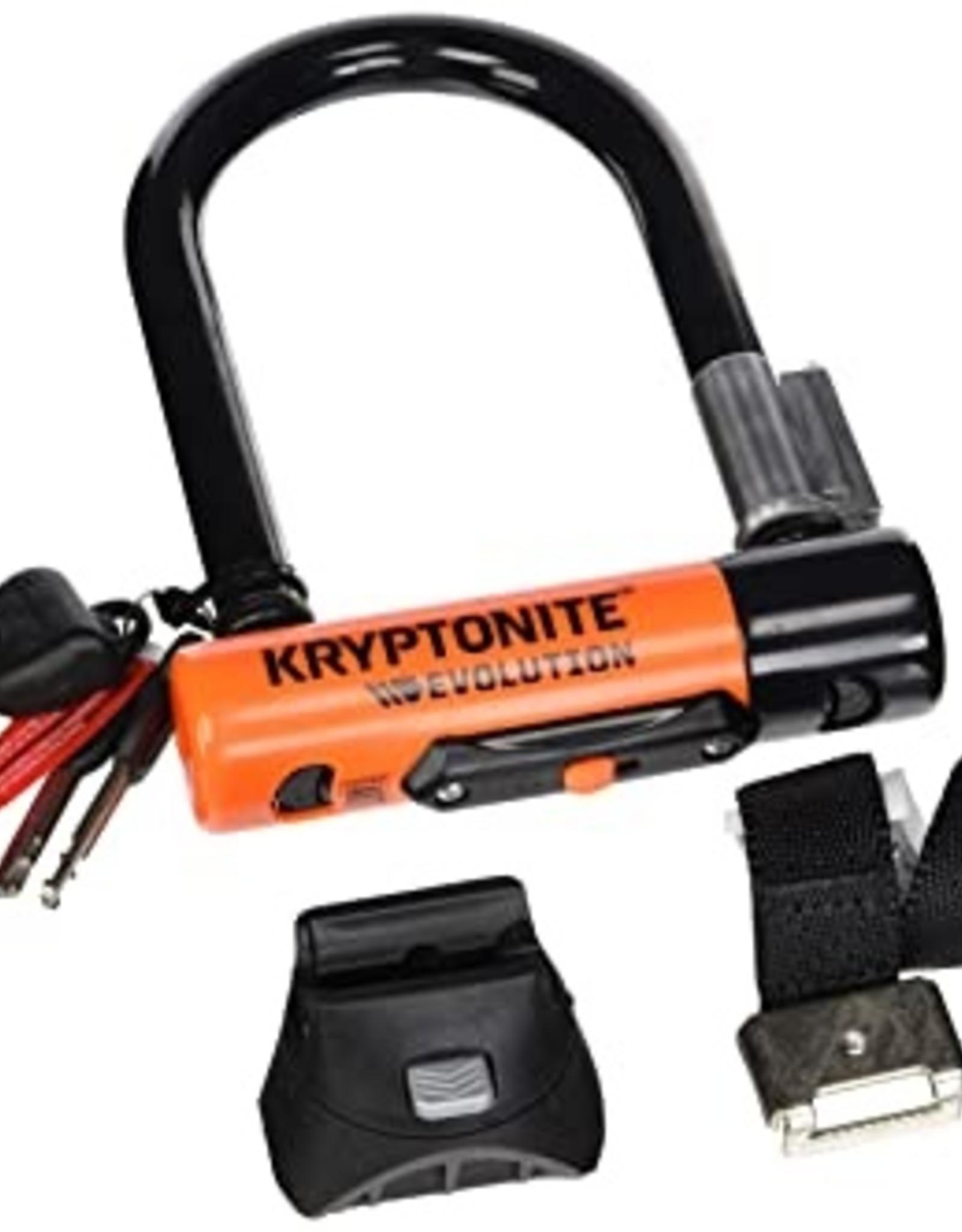 Kryptonite U EVOLUTION MINI-5 12 3.25x5.5