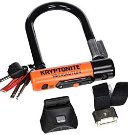 "Kryptonite U Lock Evolution Mini 3.25""x5.5"""