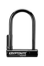 "Kryptonite Keeper U-Lock - 3.25 x 6"", Keyed, Black, Includes bracket"