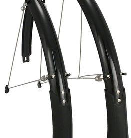 Planet Bike Cascadia 700c Hybrid/Tour 45 mm Black Fender