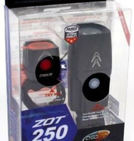 Cygolite Zot 250 Headlight and Dice TL 50 USB Taillight Rechargeable Light Set