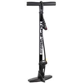 Serfas TCPG Plus FLOOR PUMP W/GAUGE