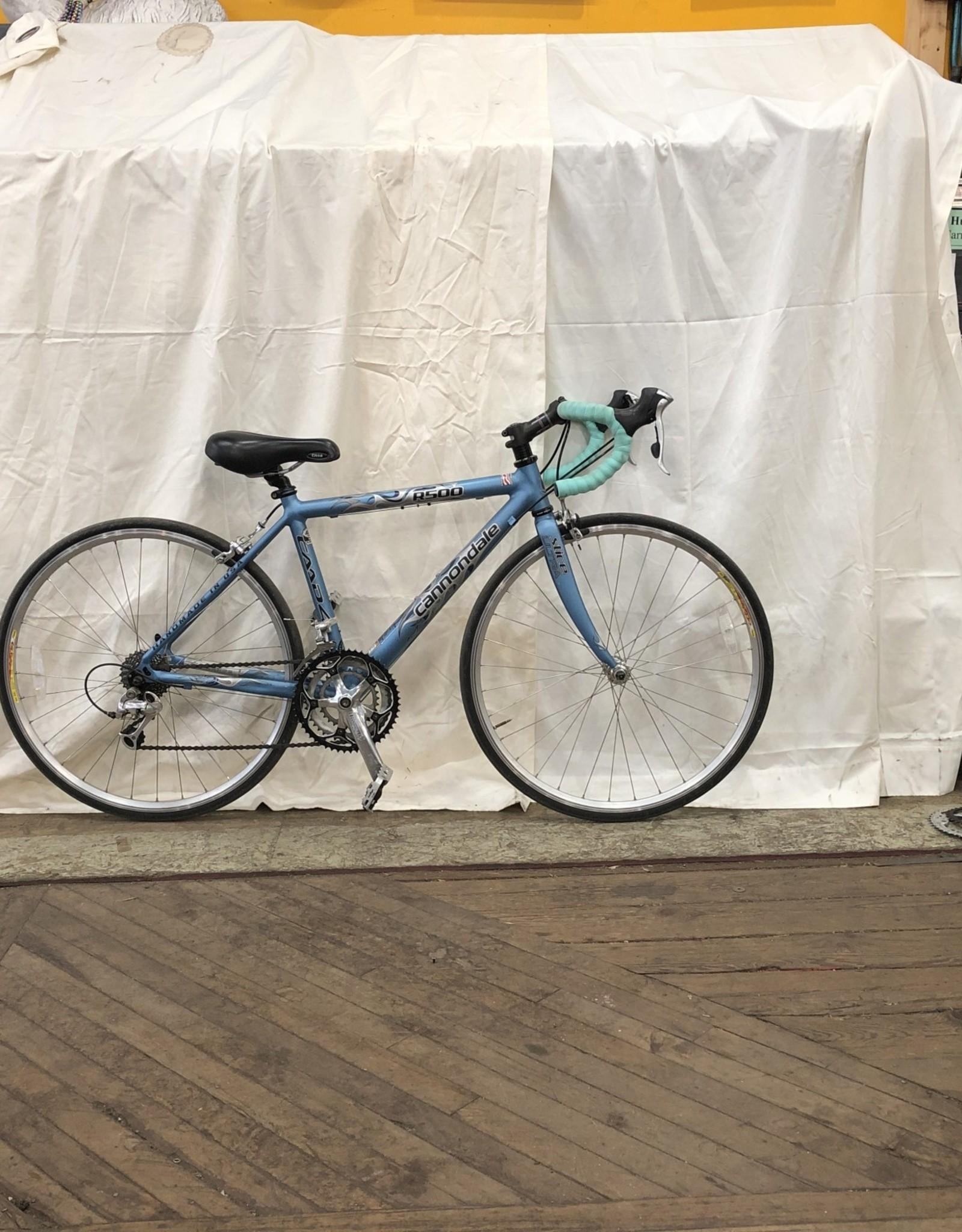 40cm Cannondale R500 (9655 sfr)