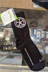 Working Bikes 20th Anniversary Socks: L/XL