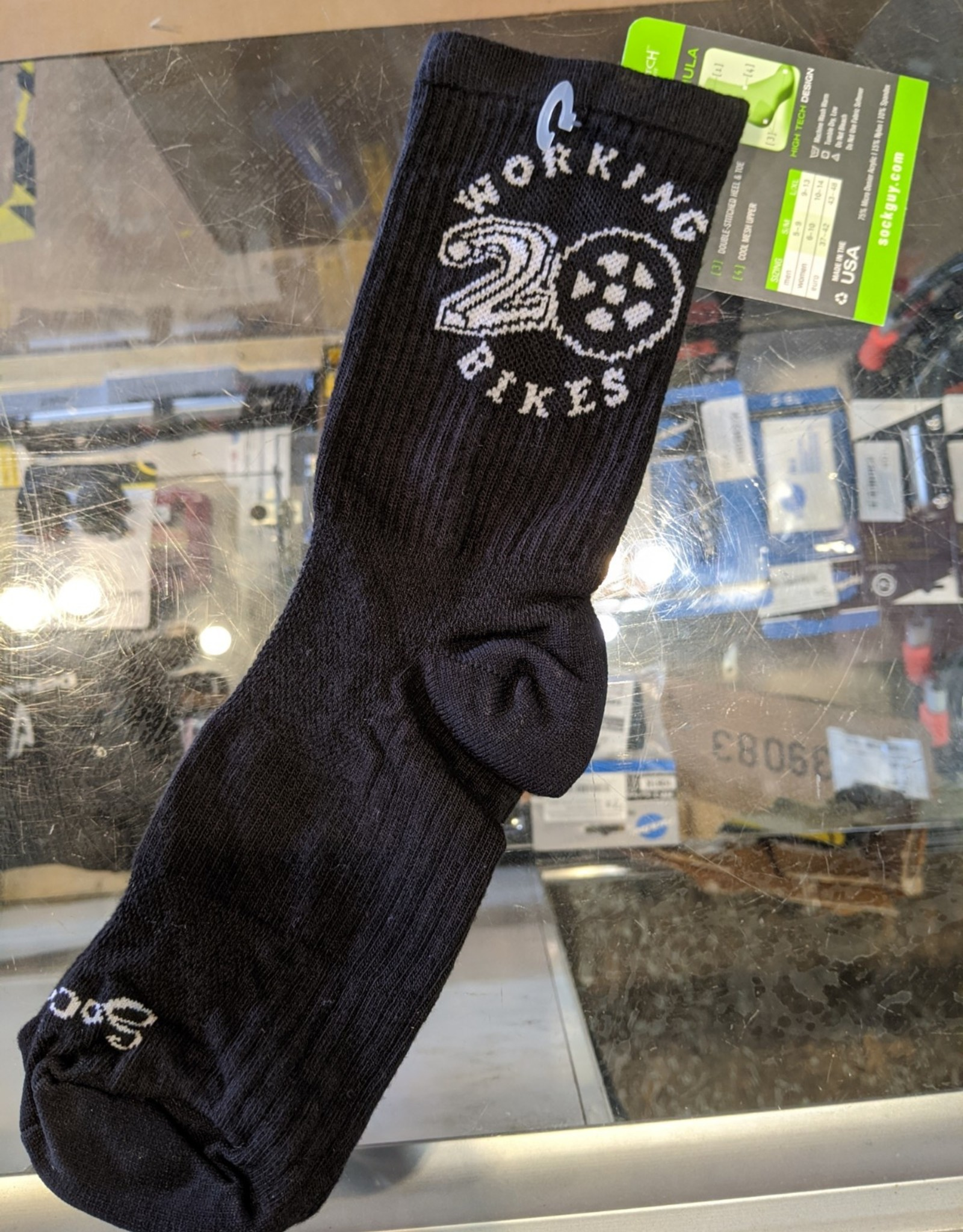 Sock Guy WB 20th L/XL
