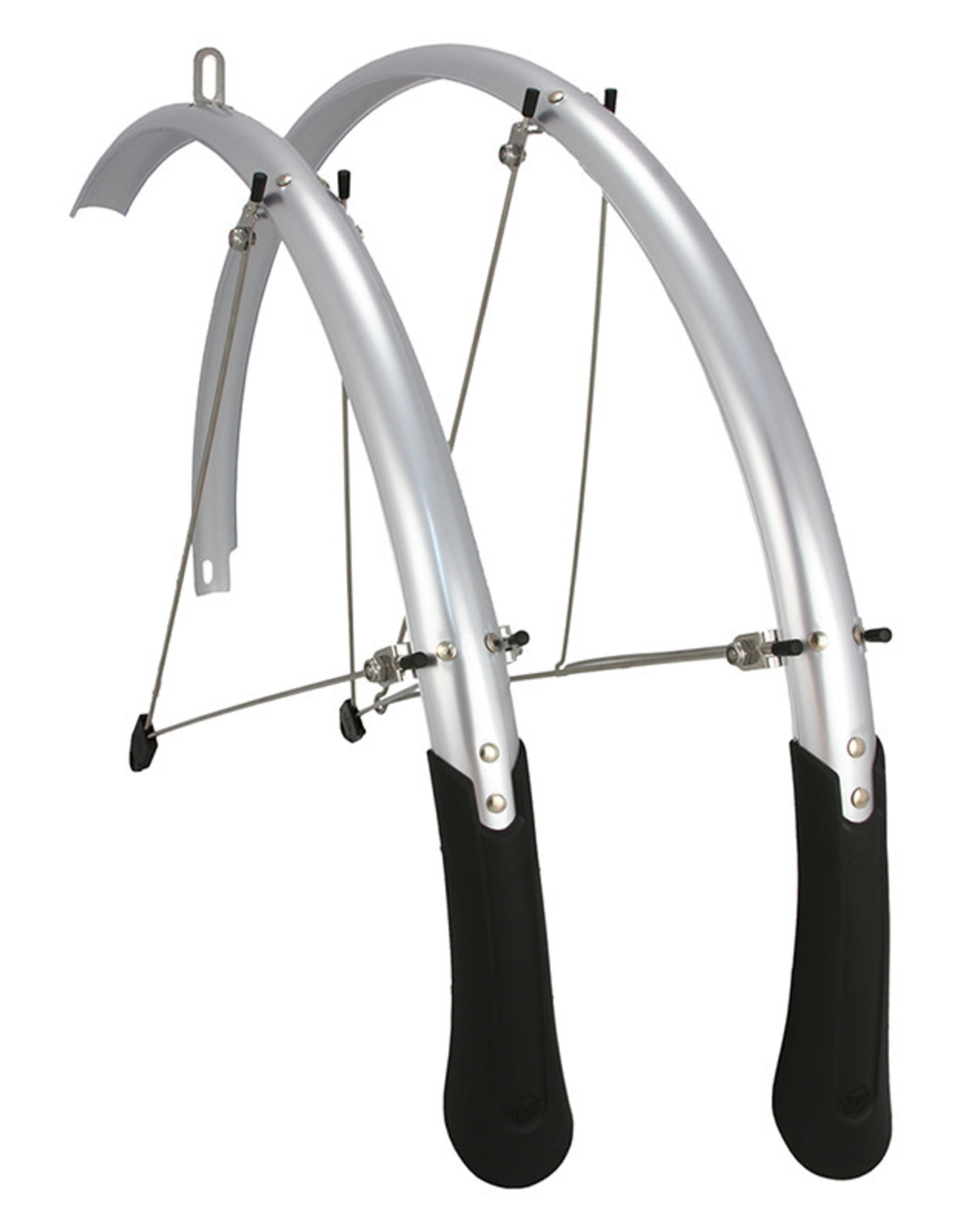 Planet Bike FENDERS PB CASCADIA 35mm RD Silver
