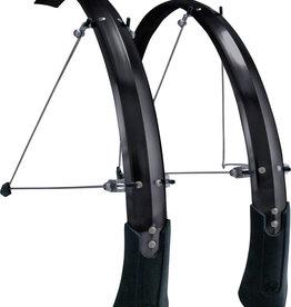 Planet Bike Cascadia ALX 700c x 50 Fender Set: Black (700c x 30-40)