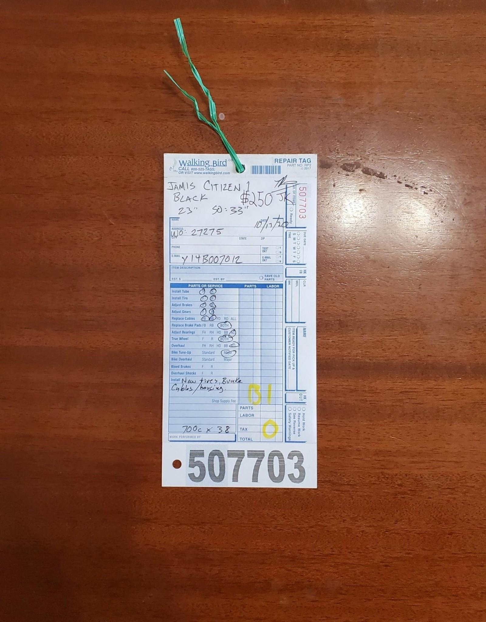 """23"""" Jamis Citizen (7012 B1U)"""