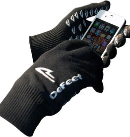 DeFeet Duraglove ET Glove: Black MD