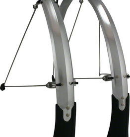 Planet Bike Cascadia ALX  Fender Set 43mm (up to 700 x 38mm) Silver