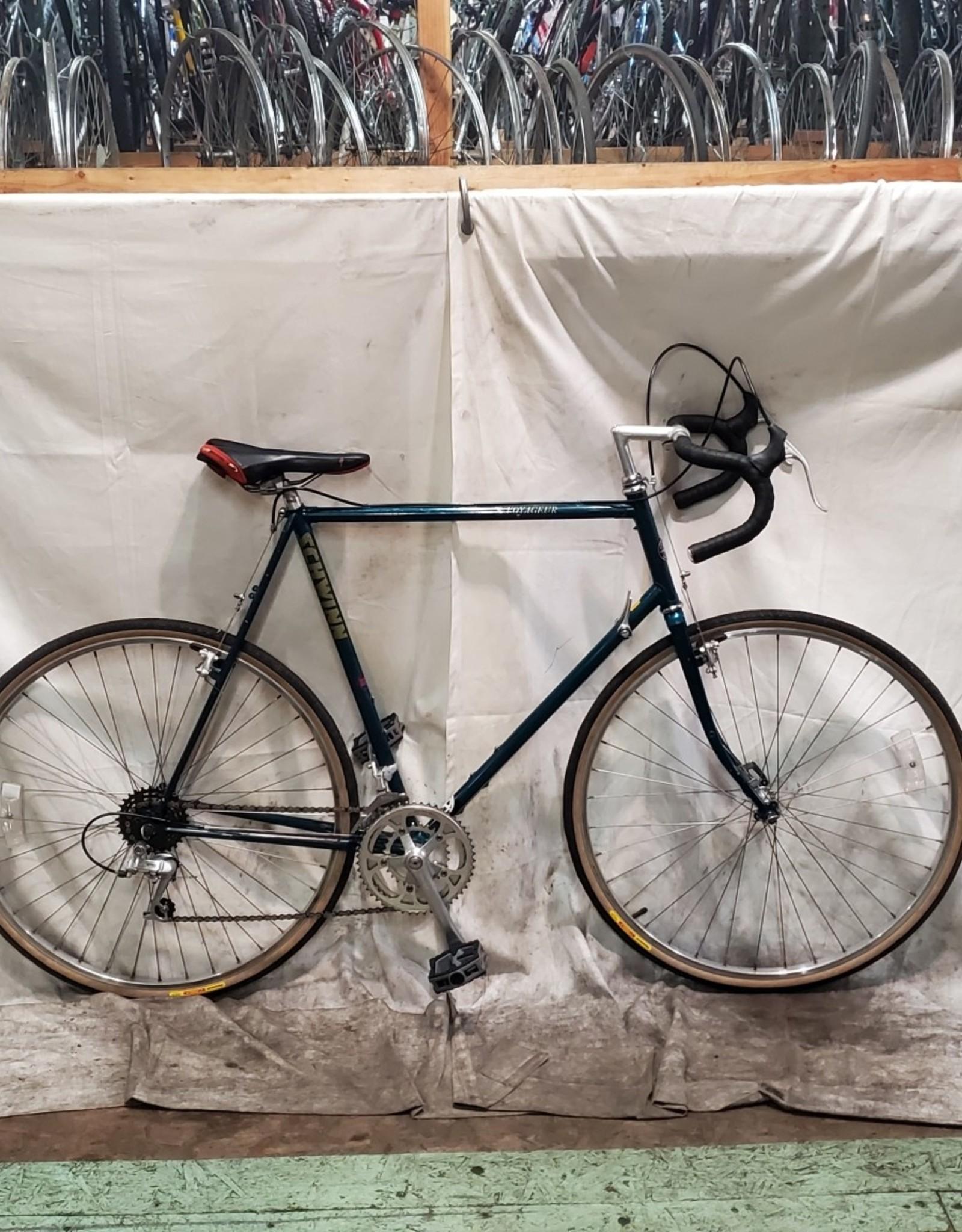 63cm  Schwinn Voyageur (touring) (9127 C2U)