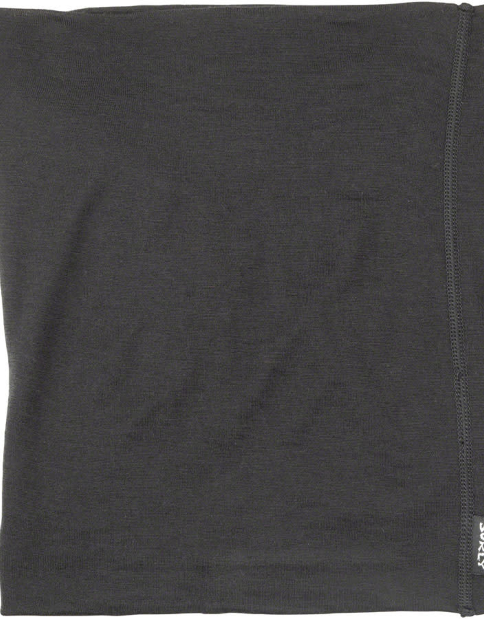 Surly Lightweight Neck Toob - Wool, Black, 150gm, One Size