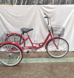 Manhattan Adult Trike (2617 SF)