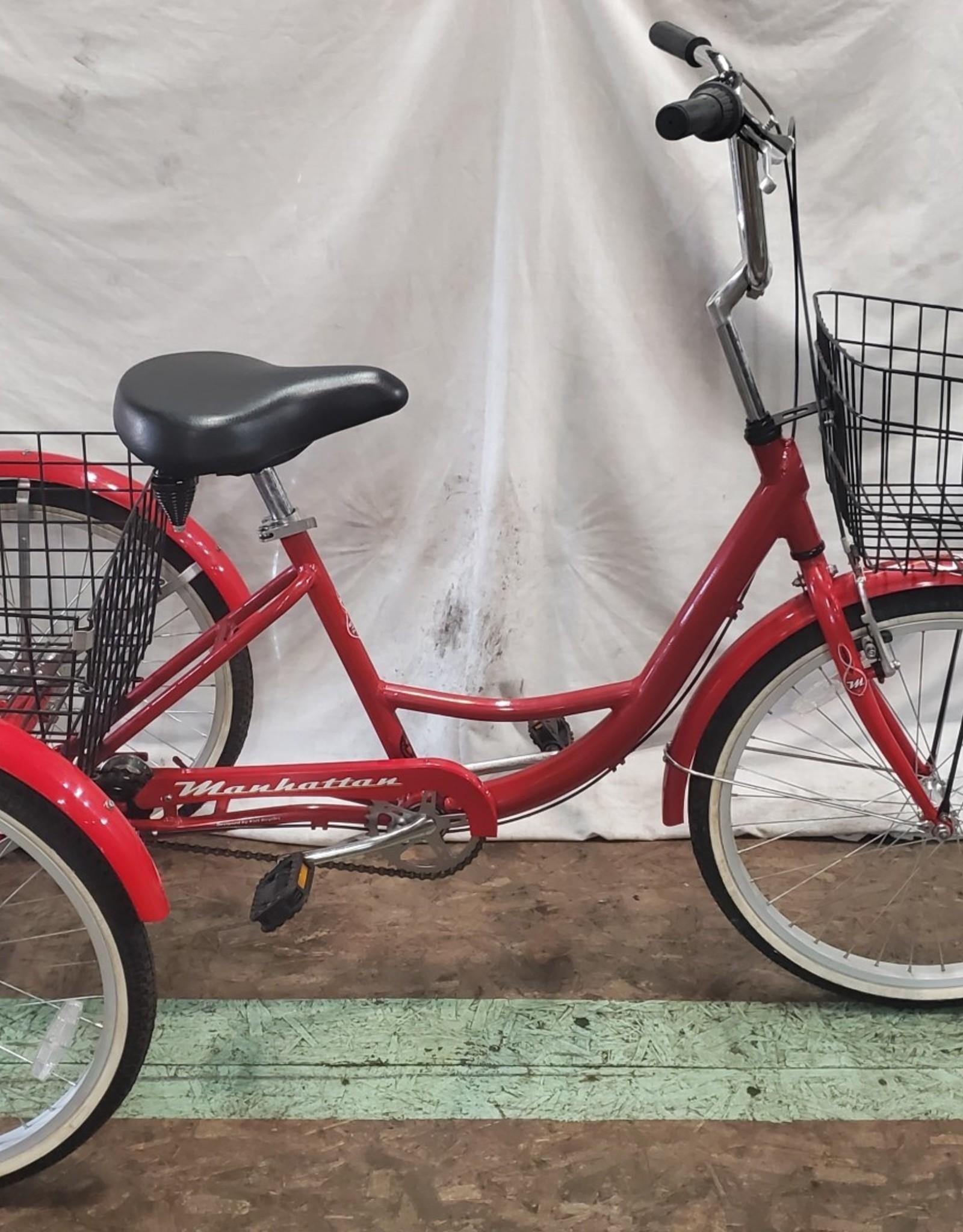 Manhattan Adult Trike (2617 SF)