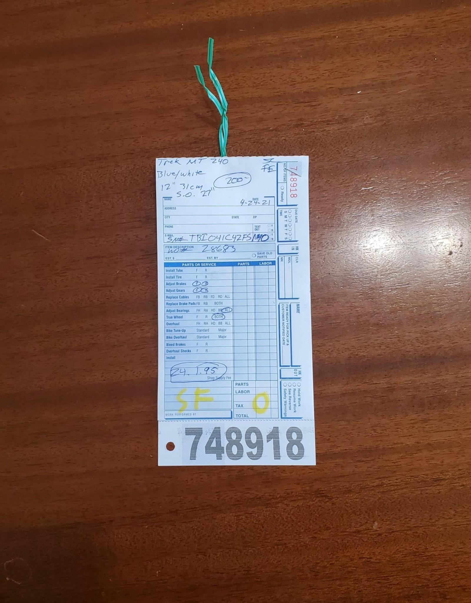 """24""""  Trek MT 240 (S140 SF)"""
