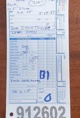 """OS """"Ford Taurus"""" Folder (2169 B1)"""