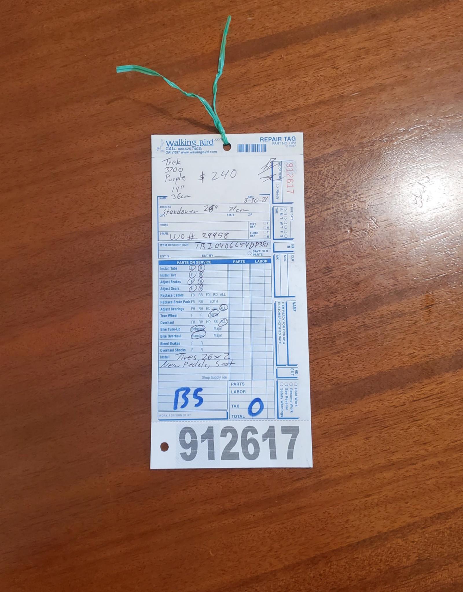 """14"""" Trek 3700 (P381 B5)"""