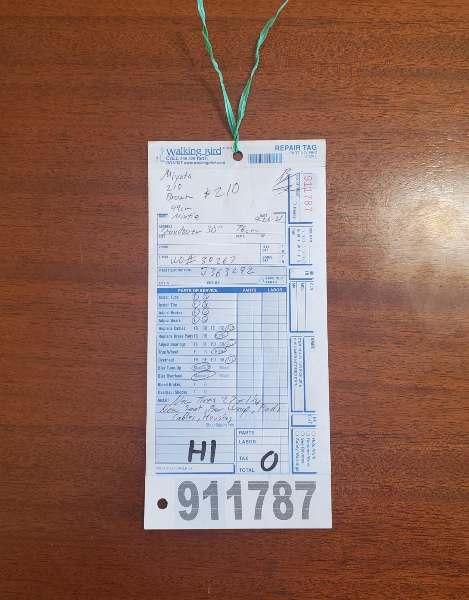 Miyata 49cm Miyata 210 (3292 H1)