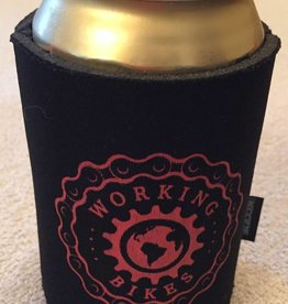 Working Bikes Drink Koozie