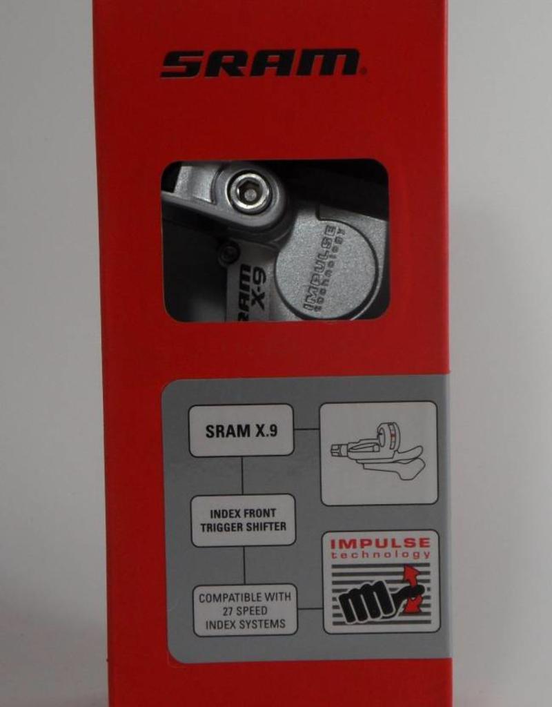 SRAM X.9 3 SP FRONT TRIGGER SHIFTER
