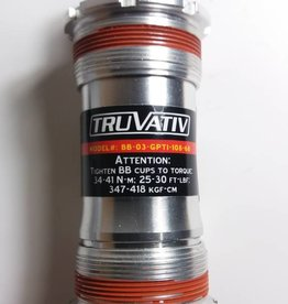 TruVativ GIGAPIPE TEAM TI 108x68 BB W/M-12-THREADS